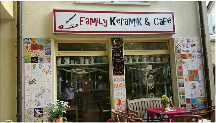 Family Keramik Cafe