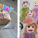 Kids im Keramik Cafe Glienicke